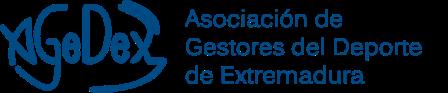 AGEDEX - Asociación de Gestores del Deporte de Extremadura logo